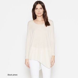"JOIE ""Tambrel B"" Long-Sleeve Lacy Sweater, Small"